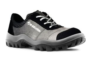 TENIS EVOLUTION CINZA/PRETO - SAFETLINE