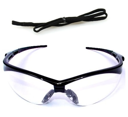 ÓCULOS NEMESIS INCOLOR - IDEAL WORK - IDEAL WORK - Óculos de ... dac8008ccd